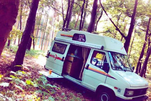 Wohnmobil mieten in Hietzing von privat | Fiat Mercury