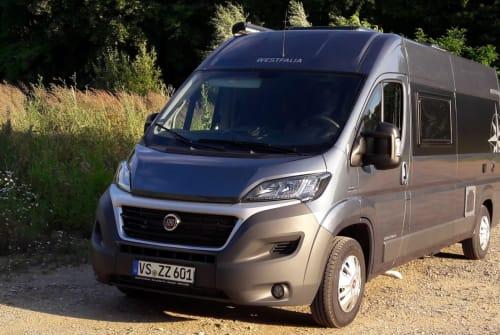 Wohnmobil mieten in Villingen-Schwenningen von privat | Westfalia Hubus