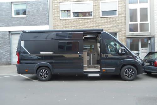 Wohnmobil mieten in Düsseldorf von privat | Fiat  Bavaria Van 630