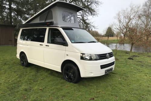 Wohnmobil mieten in Karlum von privat | VW T5 Dünencamper 2