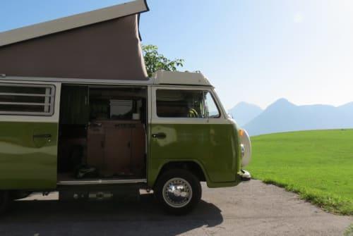 Wohnmobil mieten in Asperen von privat | Volkswagen  Scover