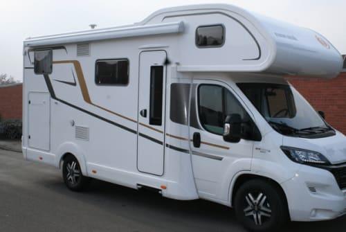 Wohnmobil mieten in Gehrden von privat | Eura Mobil Hank