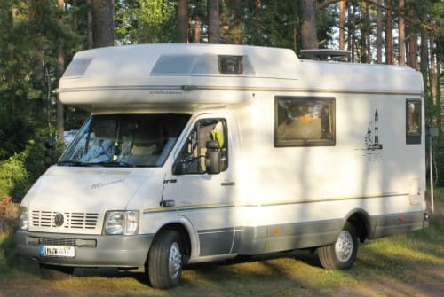 Wohnmobil mieten in Ratekau von privat | VW Karmann Missouri