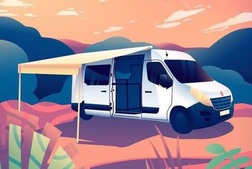 Wohnmobil mieten in Harderwijk von privat | Renault Master dutch traveller