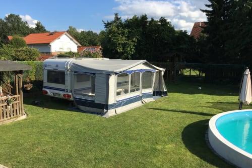 Wohnmobil mieten in Gronau (Westfalen) von privat | Hobby  540 UFE Weltenbummler