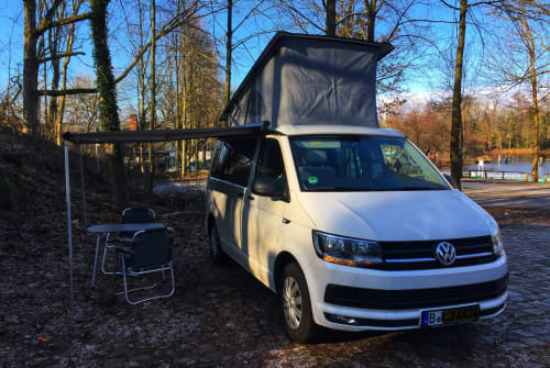 Wohnmobil mieten in Berlin von privat | Volkswagen Calimero