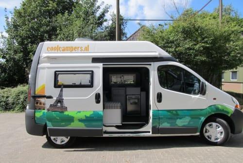 Wohnmobil mieten in Amersfoort von privat | Renault  Coole camper 2