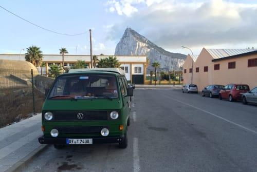 Wohnmobil mieten in Regensburg von privat | VW Paule