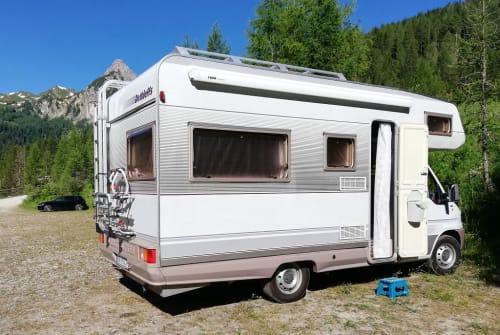 Wohnmobil mieten in Regau von privat | Dethleffs 230 Oscar