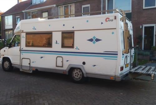 Wohnmobil mieten in Nijmegen von privat | Fiat Ducato 2,5TD Sterk en Ruim