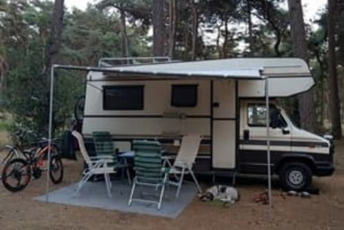Wohnmobil mieten in Almelo von privat | Fiat huurdezecamper