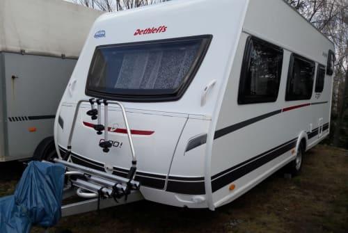 Wohnmobil mieten in Dresden von privat | Dethleffs c go  Sunny
