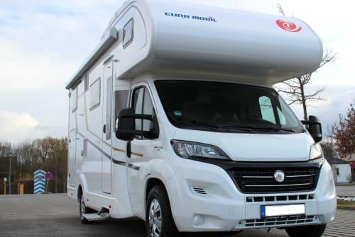 Wohnmobil mieten in Haimhausen von privat | Eura Mobil Activa One