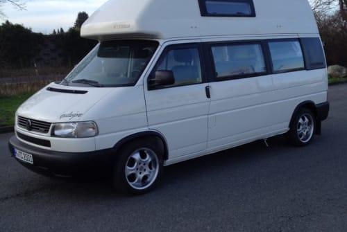 Wohnmobil mieten in Barsinghausen von privat | Volkswagen Calli Ex