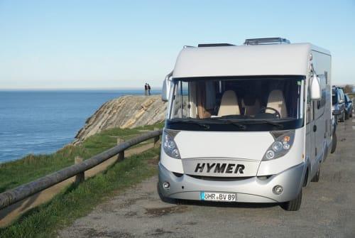 Wohnmobil mieten in Neuenstein von privat | Hymer Mobi