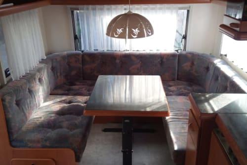 Wohnmobil mieten in Ganderkesee von privat | Hobby Hobby Excellent