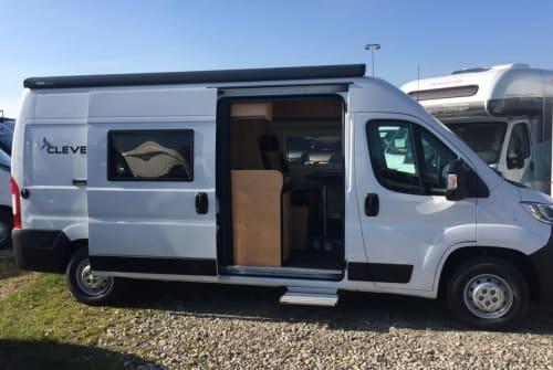 "Wohnmobil mieten in Inning am Ammersee von privat | Clever New ""Hanni""2019"