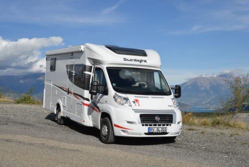 Wohnmobil mieten in Scheidegg von privat | Sunlight  Sunlight T67