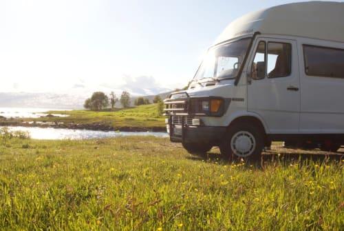 Wohnmobil mieten in Bernau bei Berlin von privat | Mercedes Benz Mary