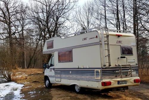 Wohnmobil mieten in Klipphausen von privat | LMC Brant-Klima