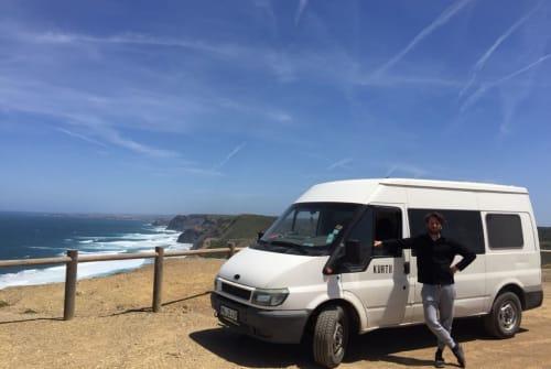 Wohnmobil mieten in Lisboa von privat | Ford  Kurti