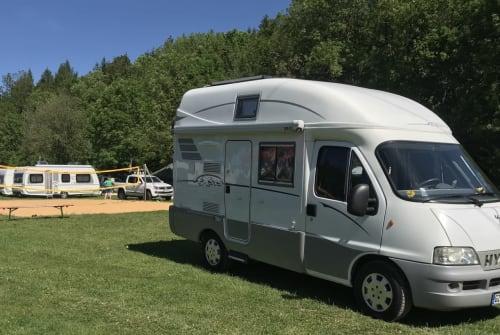 Wohnmobil mieten in Günzburg von privat | Hymer Roadtrip I