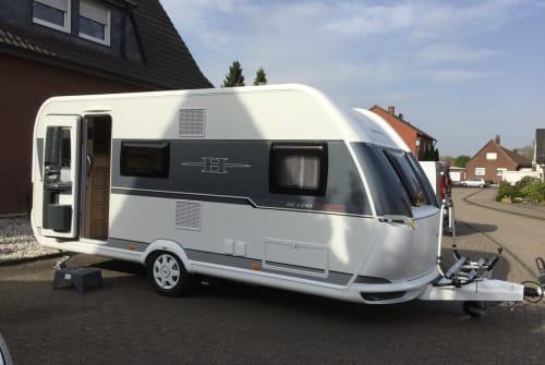 Wohnmobil mieten in Dülmen von privat | Hobby Hobby De Luxe Edition 490 KMF