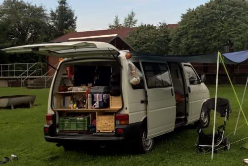 Wohnmobil mieten in Mannheim von privat | Volkswagen KaMa