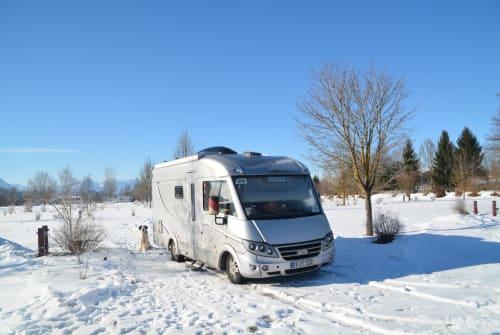 Wohnmobil mieten in Hartheim am Rhein von privat | Fiat  /  LMC s´Kanzleramt