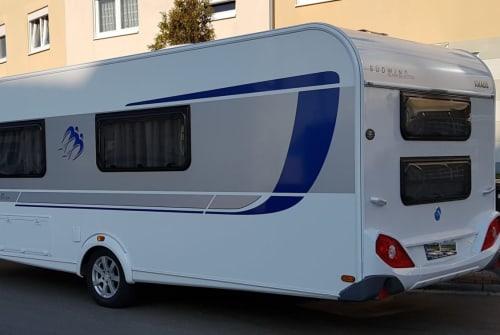 Wohnmobil mieten in Rüdesheim von privat | Knaus  Beethoven