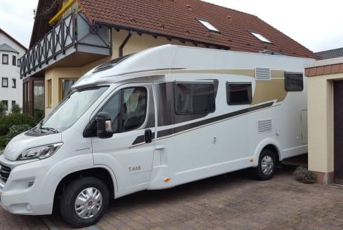 Wohnmobil mieten in Böhl-Iggelheim von privat | Carado Rudi