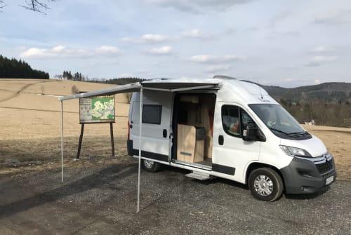 Wohnmobil mieten in Berlin von privat | Clever Vans (Citroen) Walt