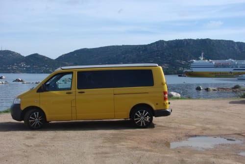 Wohnmobil mieten in Gronau (Westfalen) von privat | VW Lisbeth