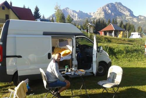 Wohnmobil mieten in Salzburg von privat | Renault Timmy