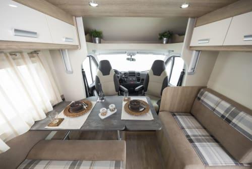 Wohnmobil mieten in Berlin von privat | Citroen Jumper Happy 395