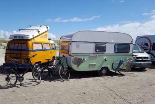 Wohnmobil mieten in Kiel von privat | Knaus Knausi