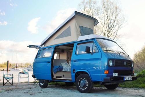 Wohnmobil mieten in Wedel von privat | Volkswagen Hein