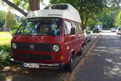 Wohnmobil mieten in Bad Hönningen von privat | Volkswagen Günter
