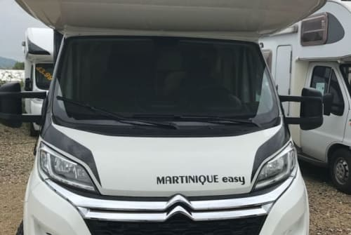 Wohnmobil mieten in Stuttgart von privat | Citroen Familiencamper Bela Easy Martinique