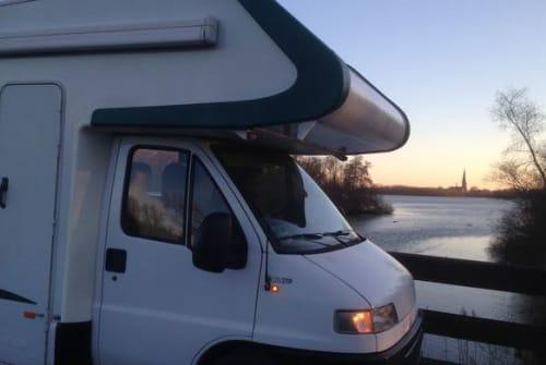 Wohnmobil mieten in Amstelveen von privat | Fiat  Fiat Weinsberg