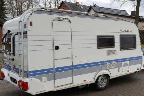 Wohnmobil mieten in Britz von privat | Hobby Hobby 440