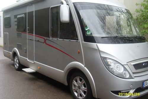 Wohnmobil mieten in Durach von privat   Ford puschel