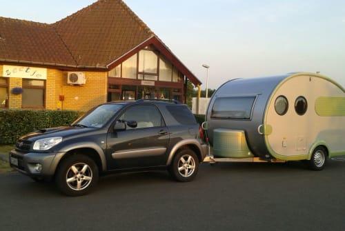 Wohnmobil mieten in Aachen von privat | Knaus Tabbert Miss Elli