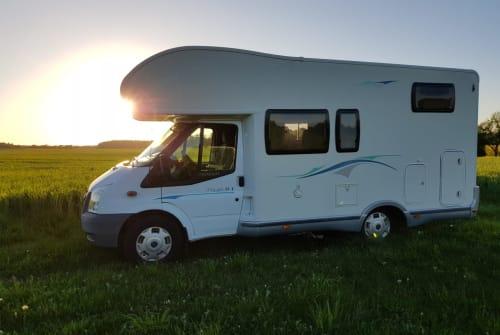 Wohnmobil mieten in Sonnenberg von privat | Chausson Chausson Flash