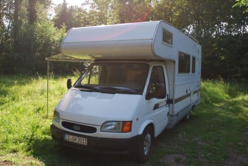 Wohnmobil mieten in Krumstedt von privat | Ford Transit Camp & More! Ferien beginnen