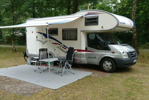 Wohnmobil mieten in Dänischenhagen von privat | Euramobil Klausi