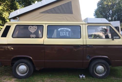 Wohnmobil mieten in Erlensee von privat | VW T3 Wooly