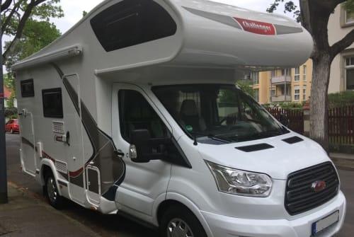 Wohnmobil mieten in Dresden von privat   Challenger Bruno