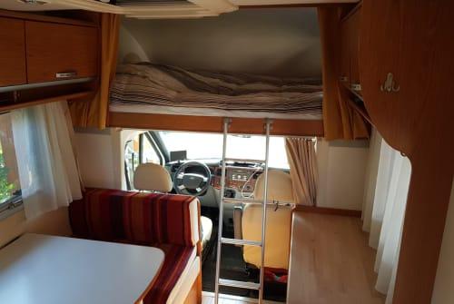 Wohnmobil mieten in Altlandsberg von privat | Ford Transit Erwin