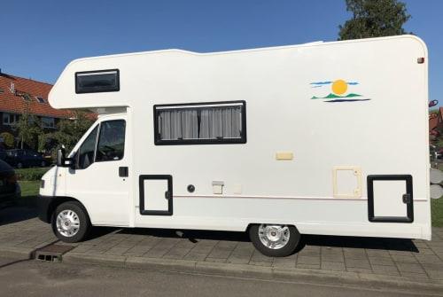 Wohnmobil mieten in Hilversum von privat | Fiat Ducato 2.5 Hermes